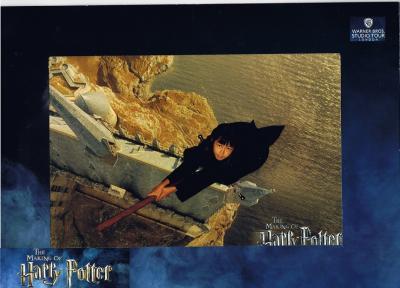 舞台裏に潜入! The maiking of Harry Potter