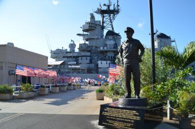 ハワイの休日No.1 : 原爆投下の日にパールハーバーを訪れる