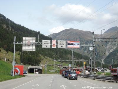 ちょっぴり欲張りなヨーロッパレンタカードライブ3500km(18)~ツェルマットからクールへ~  あ゛ー!GPSが!!