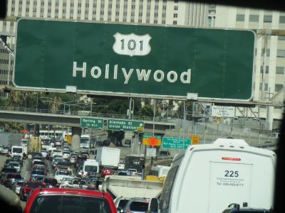 アメリカ~ディズニー&ユニバーサル/LA・アナハイムの旅3日目