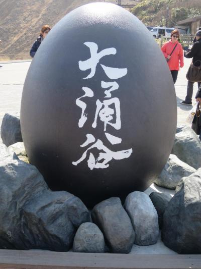 箱根 1泊2日王道観光コース