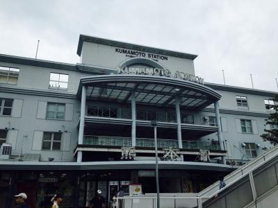 四国~九州旅行(3)熊本