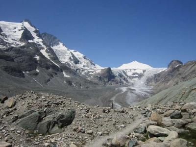 2015チロル・ドロミテで山歩き(その5 フランツ・ヨーゼフス・ヘーエからハイリゲンブルートへのハイキング)