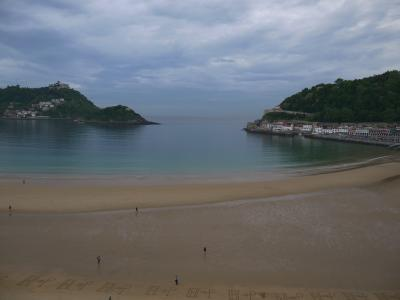 スペインの旅  Part.2~サン・セバスチャン~