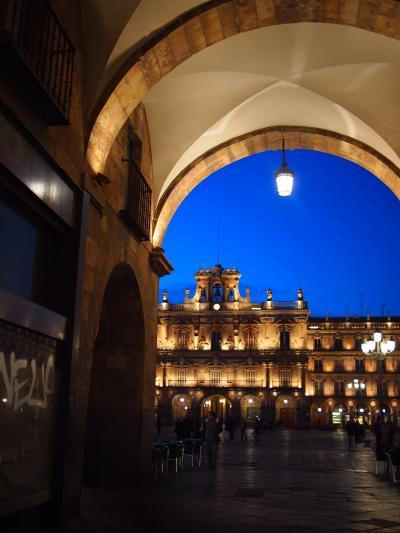 かしまし娘 サラマンカ(学生とイベリコハムの町)&セゴビア(子豚の丸焼きの町) スペインの世界遺産の町に 行く!
