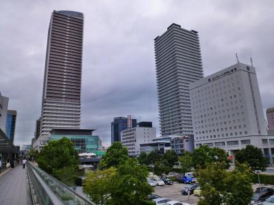 出張ついでの…#30-1 (^^ゞ  日本で2ヶ所しかないタワーマンション無料展望施設がある岐阜シティタワー43