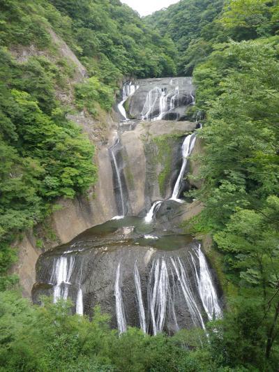 三大名瀑布の一つ?どんな滝?1回は見ておくものだって。へ~って事で、袋田の滝に行ってみた。