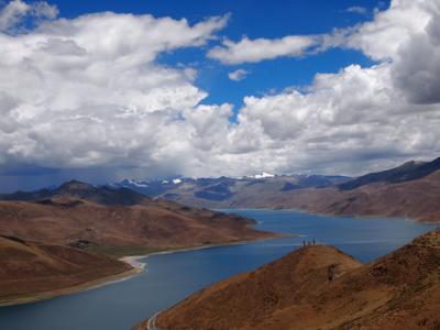 チベット・ラサ苦行ツアー(6)無事にメンバー全員揃って、4,998m地点へGO! & さようなら チベット