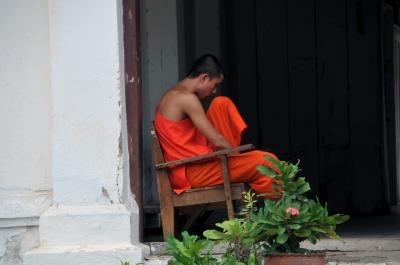 2015夏 ラオス・ベトナムの旅(1) ~ルアンパバーン・ムアンゴイ到着まで~