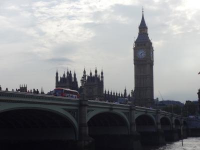 ハリポタ?ゴースト?妖精たち?に会える。魅力いっぱいのロンドン。