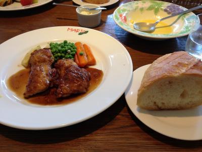 藤沢 2015夏 ~スーパー銭湯とランチ@マリオ~