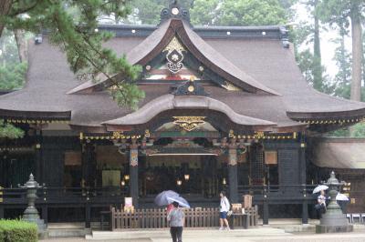 香取神宮 2015夏 ~お守りの更新~