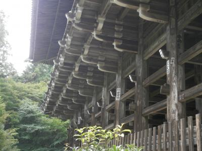 2015夏の青春18 ③ 関西  B : 円教寺
