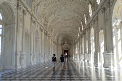 【子連れヨーロッパ1ヶ月の旅】サヴォア家の宮殿があるヴェナーリア・レアーレとトリノ