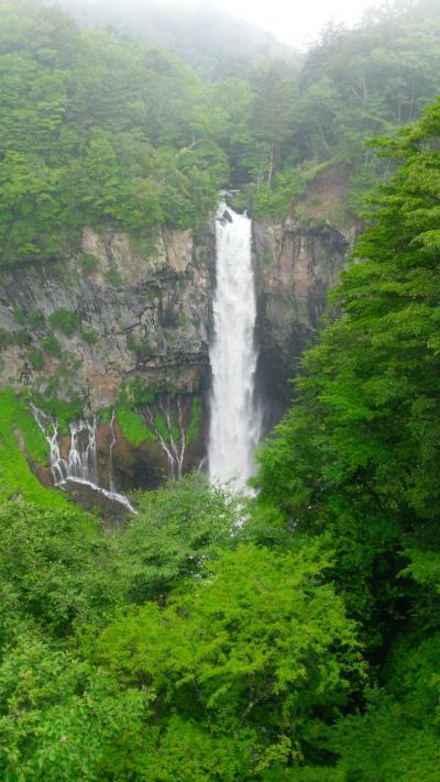 華厳の滝、竜頭ノ滝、湯滝