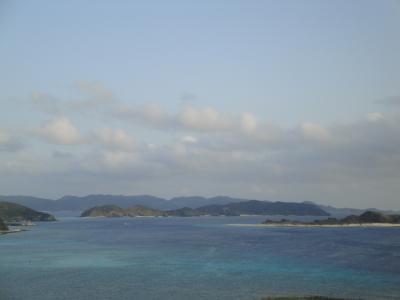 寒さを逃れて南の島へ 離島巡り沖縄・座間味