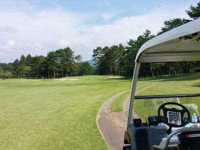 東急ハーヴェストクラブ旧軽井沢と軽井沢72ゴルフ北コース