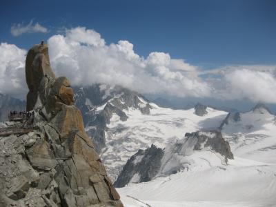 スイストラベルパスで巡る初スイスとついでにベネチア、ミラノの夫婦旅21日間  no11 シャモニー