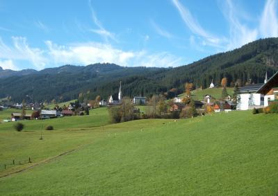 2010年秋オーストリアハイキング【6】ゴーザウ散歩