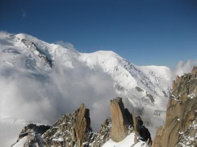 スイストラベルパスで巡る初スイスとついでにベネチア、ミラノの夫婦旅21日間  no12 シャモニー、モンブランを楽しむ