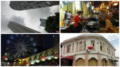 マレーシア~おじさんバックパッカー 建物見物・食べ歩き1