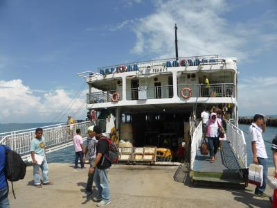 XX 9月のセブ・ボホール(②セブシティ→ボホール島→パングラオ島/AM)