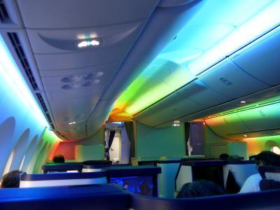 2015.4ライン・アルザス旅行35終-ルフトハンザのバスLH3753便2,NH204ビジネスクラスで帰国