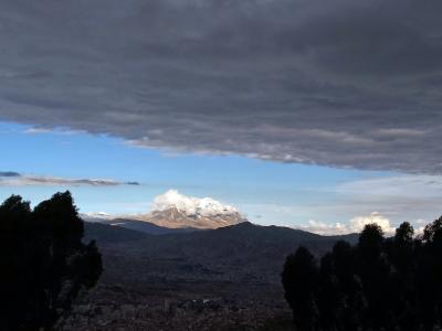 ボリビア・ラパスに到着したものの …まだ着かない目的地