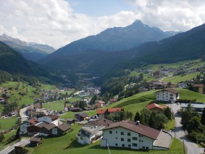2015 ドロミテ・チロル旅行記 【15】 エッツ谷ハイキング ~ Giggijochbahn から Schwarzsee ~