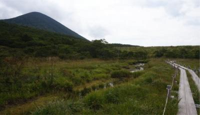 小さな秋発見!9月初めの沼ッ原湿原と乙女の滝