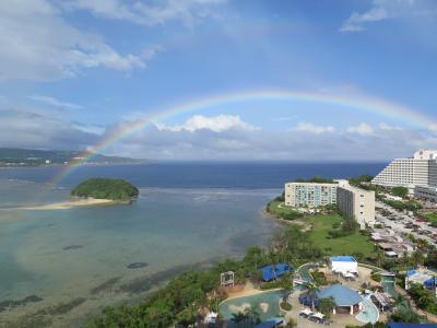 Guam 2015!~4歳児&妊娠6ヶ月旅~前半