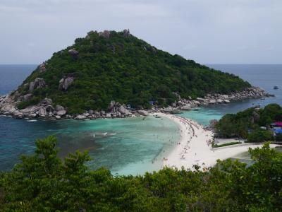 アジアで黄昏れて~16.晴れたら綺麗なナンユアン島~