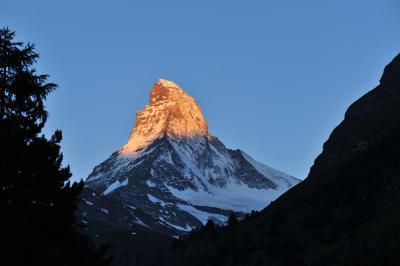 スイス花とハイキングの旅ツエルマットの宿2