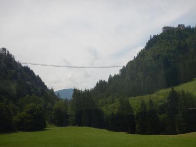 2015 ドロミテ・チロル旅行記 【16】 Soelden から Reutte へ ~ Fernpass 越えバスの旅 ~