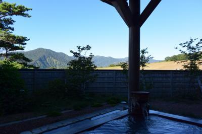 岩手山登山後の網張温泉 いい湯でした♪