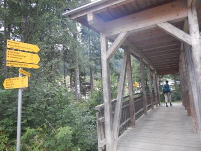 2015 ドロミテ・チロル旅行記 【19】 Reutte in Tirol 散歩 その2