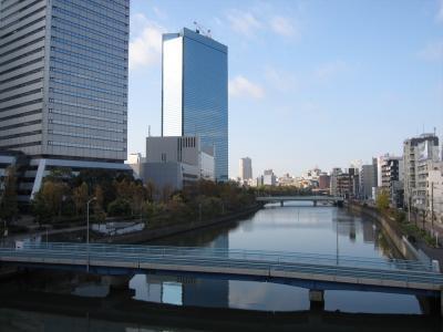 旅記録日帰り編2011 大阪〔大阪ビジネスパーク編〕