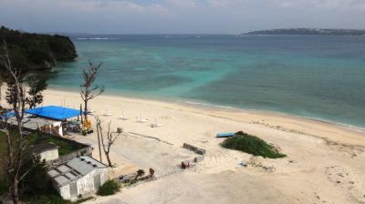 ブルーの海がまぶしい初夏の沖縄へ■5泊港~本部(美ら海水族館と瀬底島)