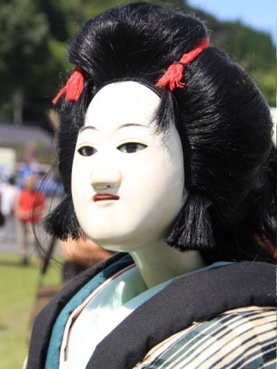 熊本プチ旅 山都町の清和文楽と八朔祭の大造り物編 3−2