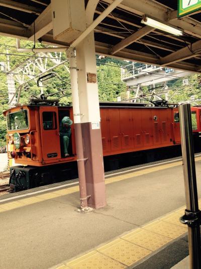 秋が香り始めた黒部峡谷とろっこ電車の旅