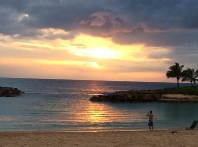 9th Hawaii2015 4日目 雨のカイルア、ラニカイビーチへ