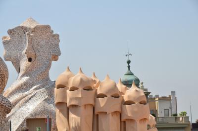 賃貸マンションが世界遺産? ガウディのカサ・ミラの魅力