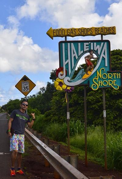 9th Hawaii 2015 オアフ島海岸線ドライブ