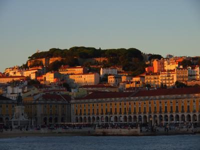 テーマのない旅♪ 夕暮れが美しいポルトガルへ☆①
