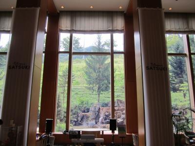 越後湯沢温泉 NASPAニューオータニ・ジュニアスイート温泉&日本酒&入間アウトレットのシルバーウイーク