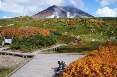 大雪山旭岳の紅葉を求めて(札幌~旭岳~富良野)