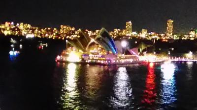3度目のシドニー