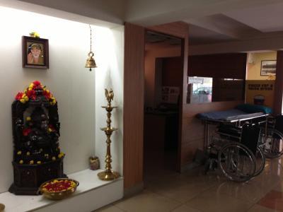 インドの病院を体験する。