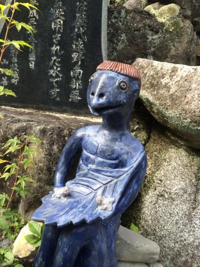岩手県遠野ひとり旅初日(2015年9月21日) 遠野市内散策