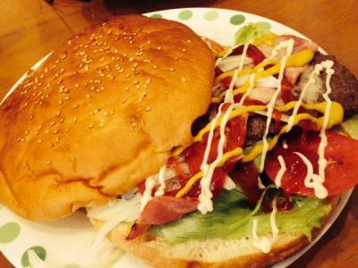 I love ローカル飯!地元横須賀でネイビーバーガーに挑んできた